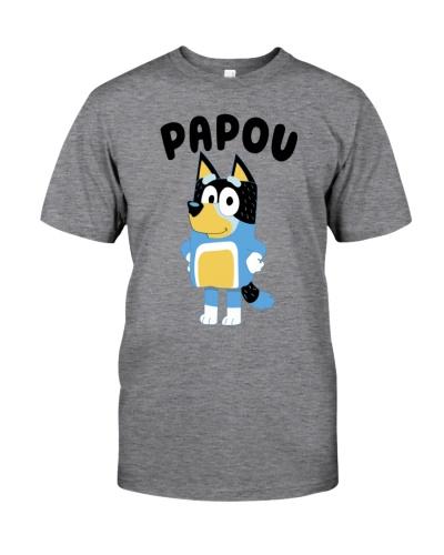 Papou Bluey - V1