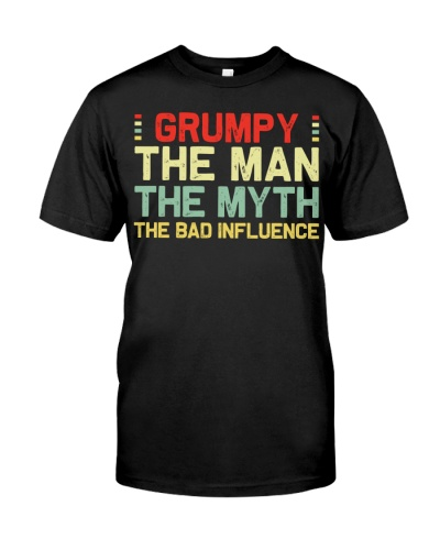 Grumpy - The Man New