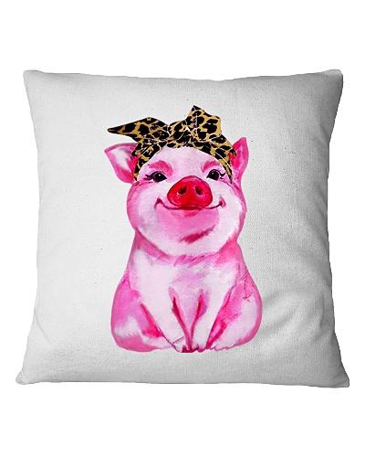 Pig with bandana