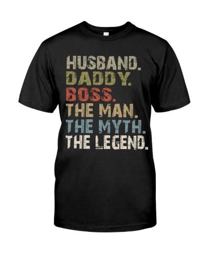 Husband Daddy Boss - The Legend