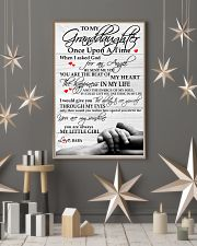 Baba - To My Granddaughter 11x17 Poster lifestyle-holiday-poster-1