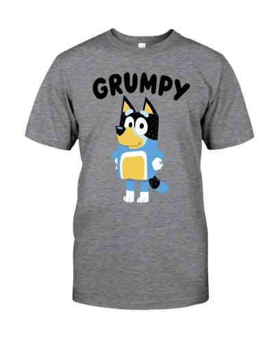 Grumpy  Bluey - V1