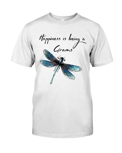 Happiness is being a Grams - Dragonfly New