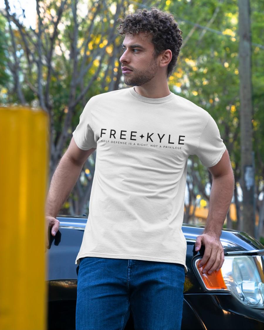 Kyle Rittenhouse Merchandise Shirt
