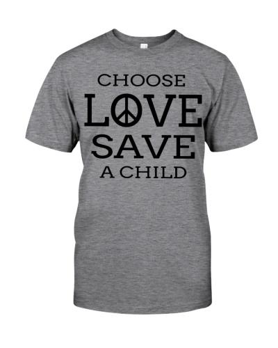 Choose Love Save a Child