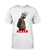 kakashi hatake shirt Classic T-Shirt front