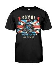 Royal Uk Navy Classic T-Shirt thumbnail