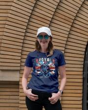 Royal Uk Navy Premium Fit Ladies Tee lifestyle-women-crewneck-front-4