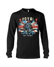 Royal Uk Navy Long Sleeve Tee thumbnail