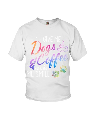 Dogs coffee