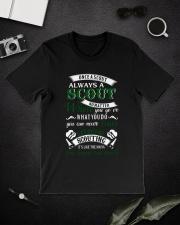 limited editi0n Classic T-Shirt lifestyle-mens-crewneck-front-16