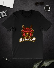 Skull Samurai Classic T-Shirt lifestyle-mens-crewneck-front-16
