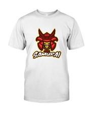 Skull Samurai Classic T-Shirt tile