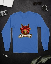 Skull Samurai Long Sleeve Tee lifestyle-unisex-longsleeve-front-5
