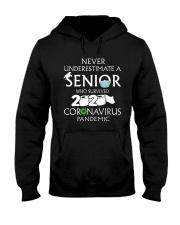 Never underestimate a senior  Hooded Sweatshirt thumbnail
