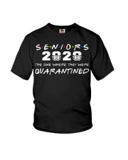 senior quarantined Youth T-Shirt thumbnail