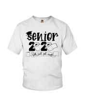 senior geting shit Youth T-Shirt thumbnail