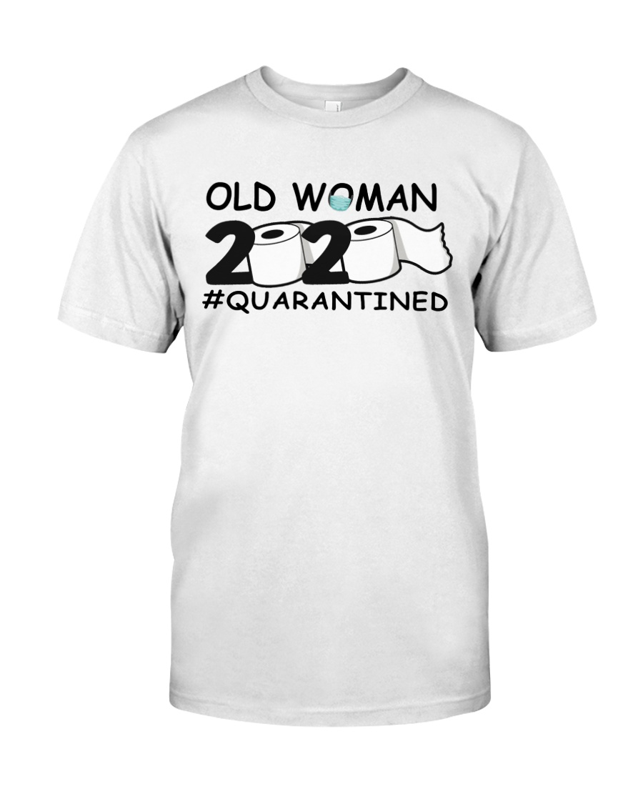 Old woman Classic T-Shirt