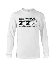 Old woman Long Sleeve Tee thumbnail