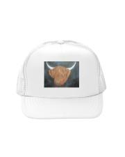 Scottish cow Trucker Hat thumbnail