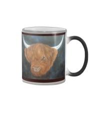 Scottish cow Color Changing Mug thumbnail