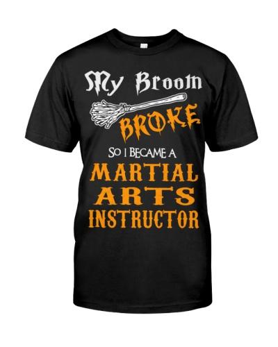 Martial Arts Instructor 20