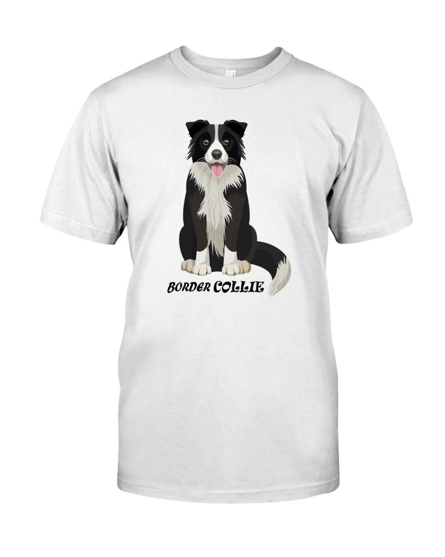 Border Collie Shirts Classic T-Shirt