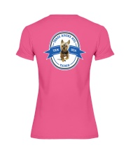 Ti Has Your Back Premium Fit Ladies Tee thumbnail