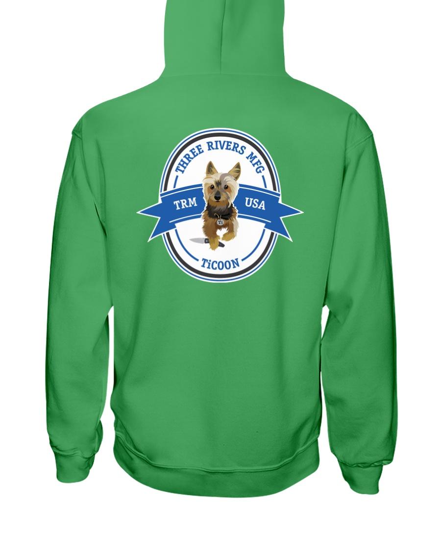 Ti Has Your Back Hooded Sweatshirt