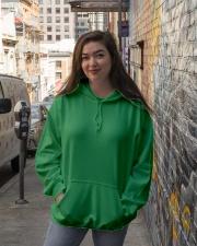 Ti Has Your Back Hooded Sweatshirt lifestyle-unisex-hoodie-front-1