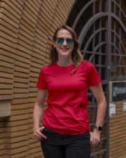 Ti Has Your Back Ladies T-Shirt lifestyle-women-crewneck-front-2