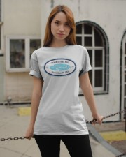 TRM Logo Tops for Fans Classic T-Shirt apparel-classic-tshirt-lifestyle-19
