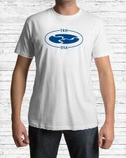 TRM Logo Apparel Classic T-Shirt lifestyle-mens-crewneck-front-1