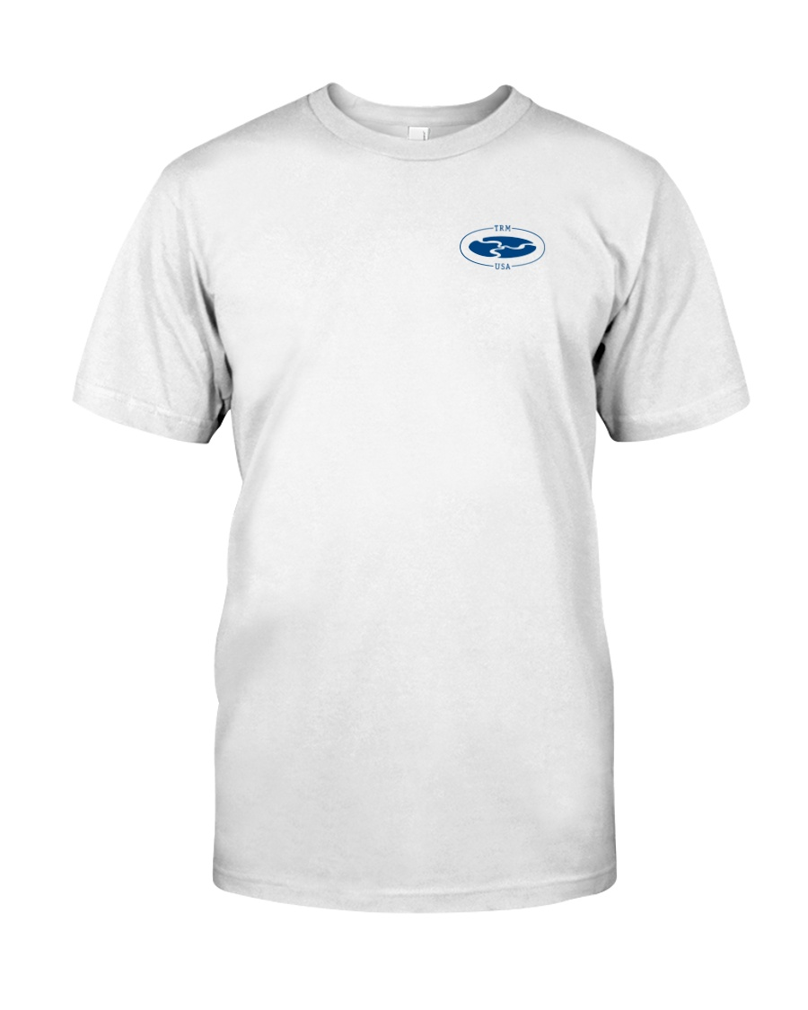 TRM and Ti Premium Fit Mens Tee