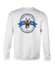 TRM and Ti Crewneck Sweatshirt back