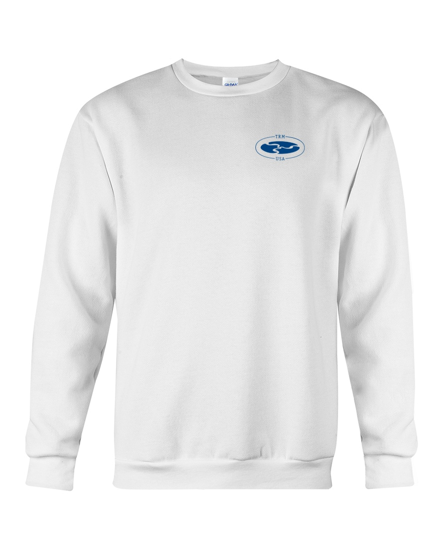 TRM and Ti Crewneck Sweatshirt