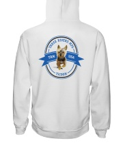 TRM and Ti Hooded Sweatshirt back