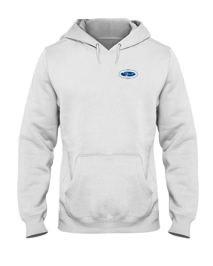TRM and Ti Hooded Sweatshirt