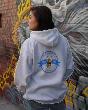 TRM and Ti Hooded Sweatshirt lifestyle-unisex-hoodie-back-1