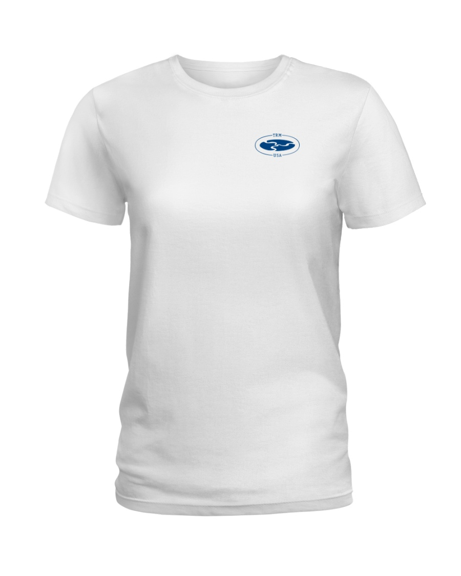 TRM and Ti Ladies T-Shirt