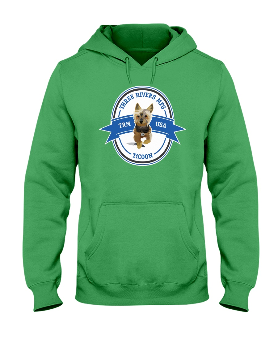 Ti the TiCOON Hooded Sweatshirt