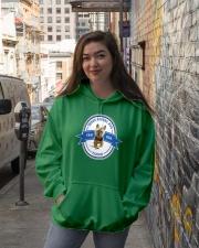 Ti the TiCOON Hooded Sweatshirt lifestyle-unisex-hoodie-front-1