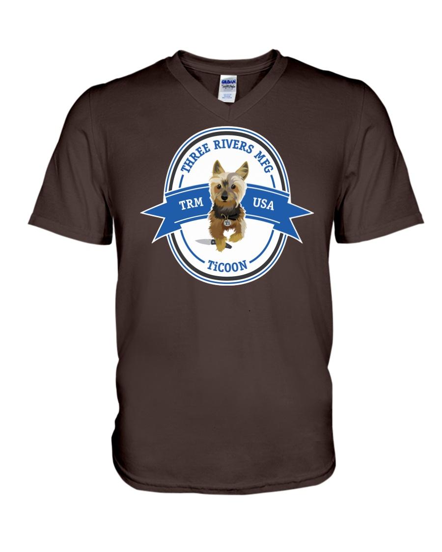 Ti the TiCOON V-Neck T-Shirt