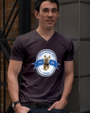 Ti the TiCOON V-Neck T-Shirt lifestyle-mens-vneck-front-2