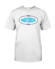 TRM Logo Apparel Classic T-Shirt front