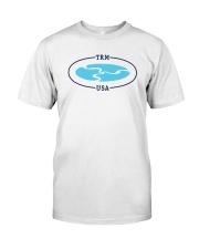 TRM Logo Apparel Premium Fit Mens Tee thumbnail