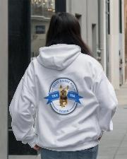 Ti Has Your Back Hooded Sweatshirt lifestyle-unisex-hoodie-back-2