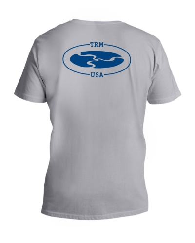 TRM Back Printed Logo Apparel