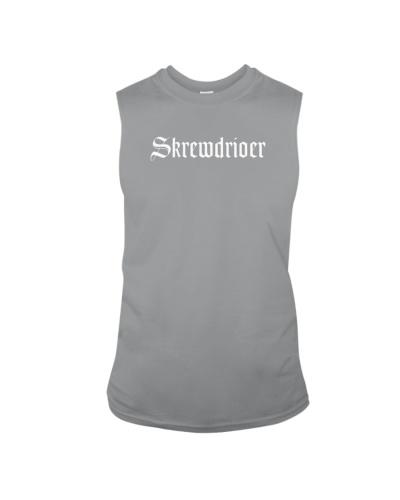 skrewdriver t shirt meaning