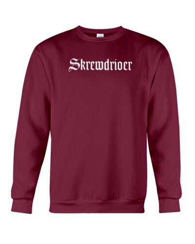 shirt skrewdriver meaning